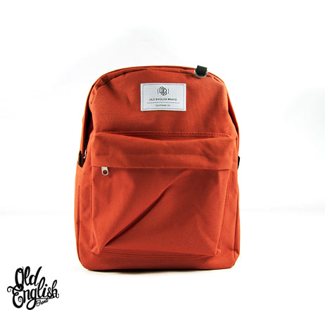 OE Venture Orange Backpack