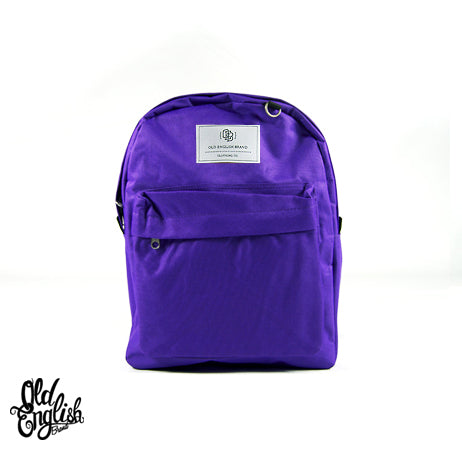OE Venture Purple Backpack