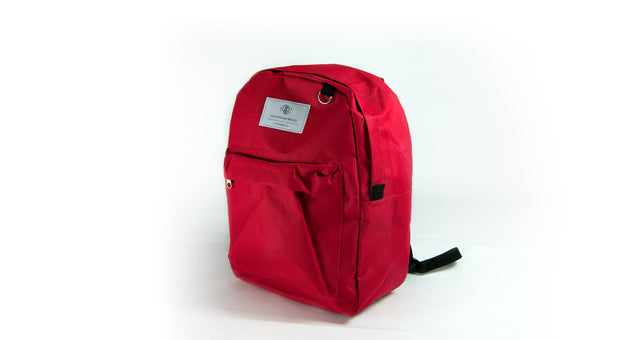 OE Venture Red Backpack