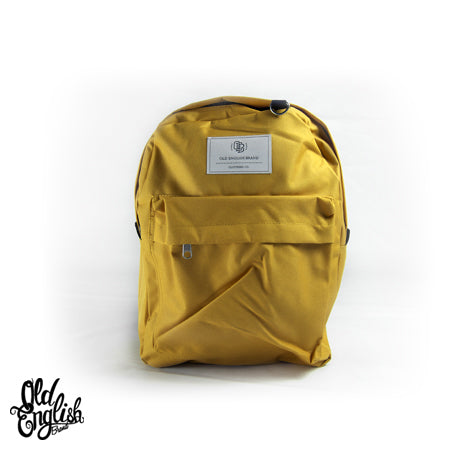 OE Venture Yellow Backpack