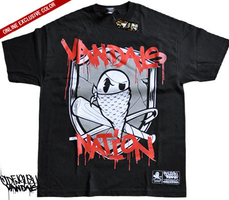 OE Vandals Nation - Black