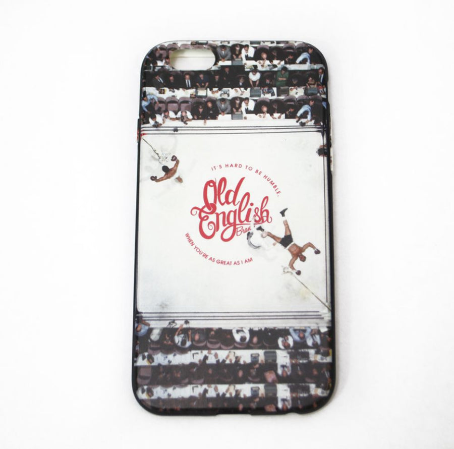 OE- HARD TO STAY HUMBLE- iphone 6 case