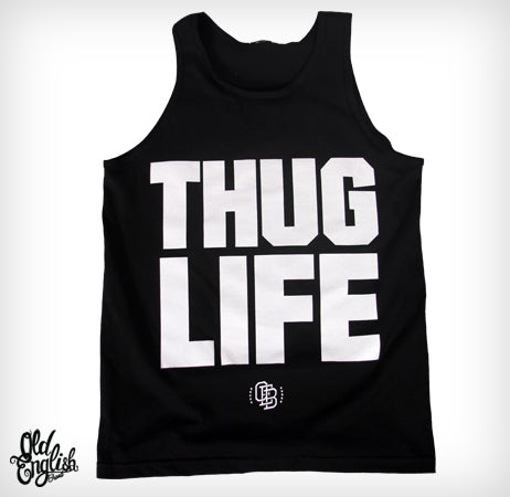 Since 96 Thug Life Tank Top