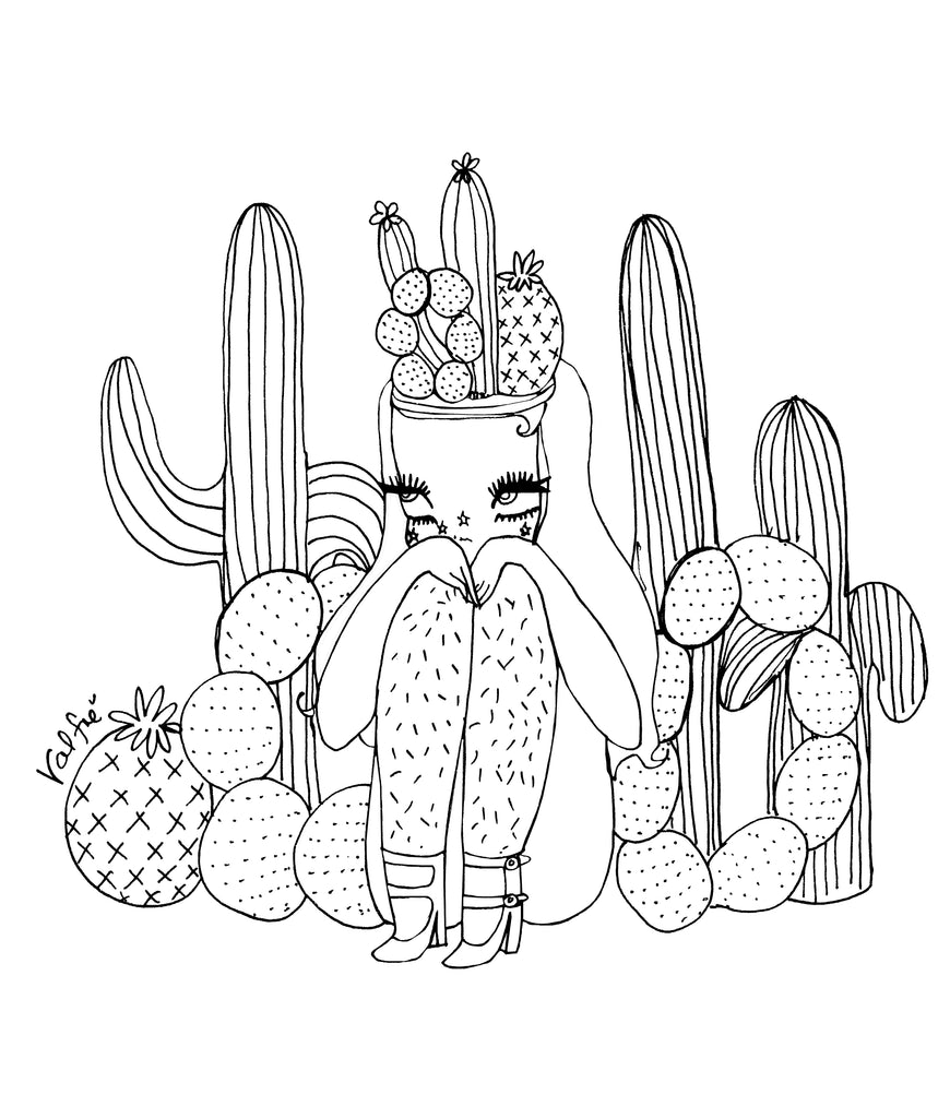 #ValfreColorMe Coloring Pages - Valfré