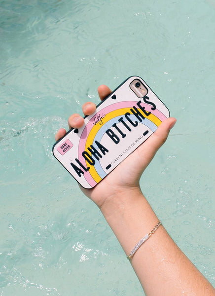 Aloha Bitches 3D iPhone Case