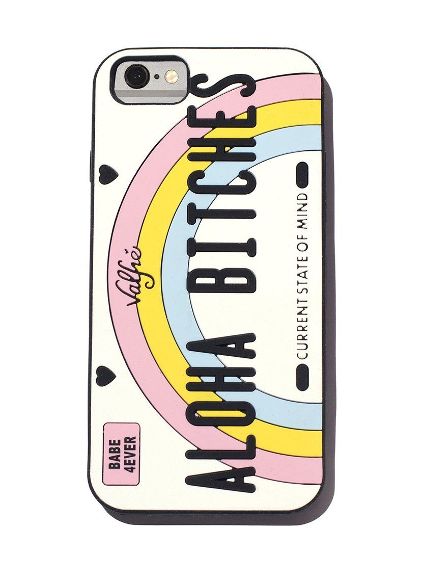 rainbow phone case