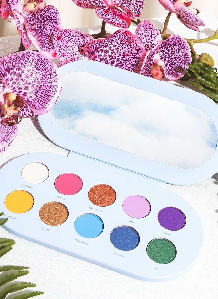 Electric Garden Eye Palette