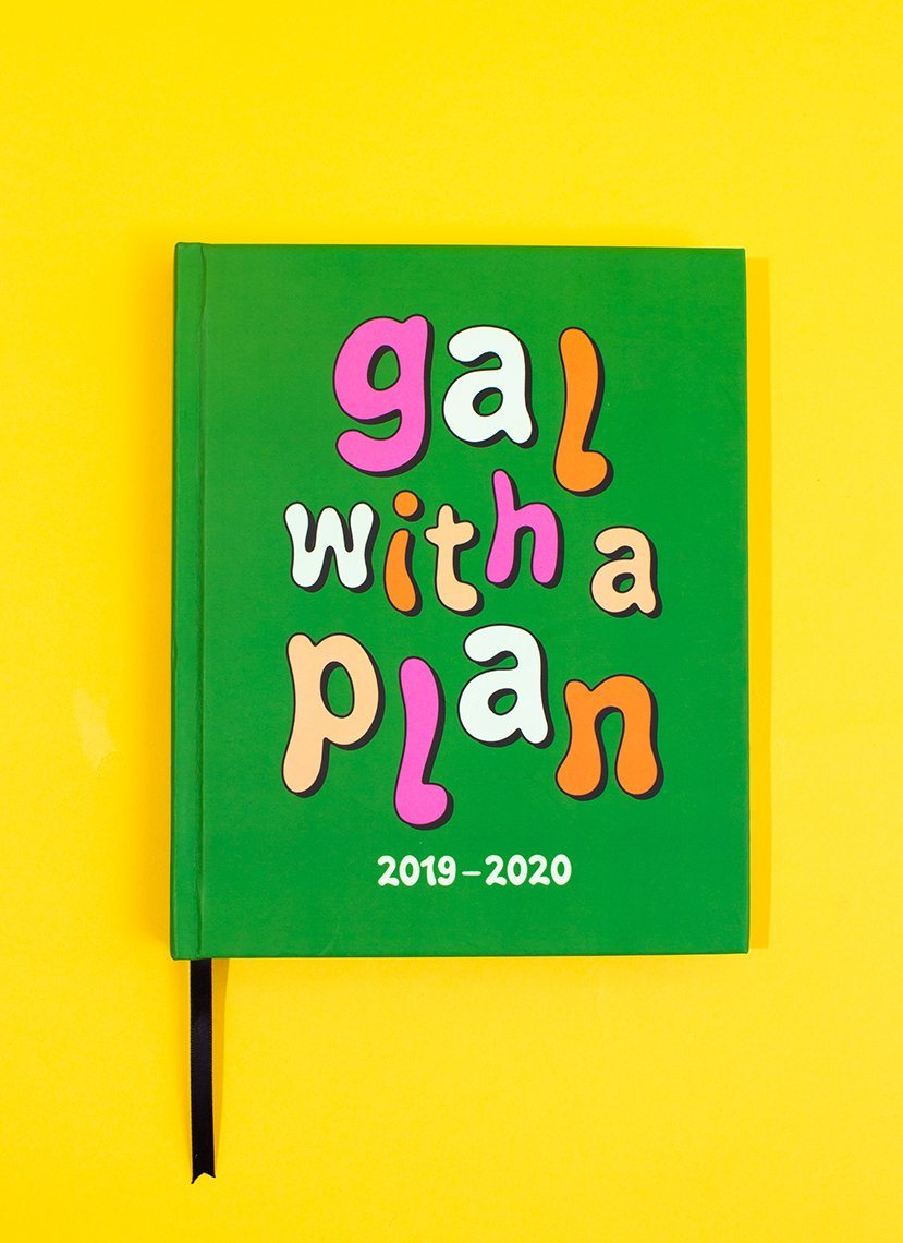 Gal With A Plan 2019-2020