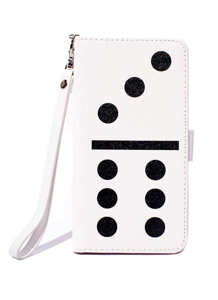 Domino Phone Case Wallet - Trendy Phone Wallet