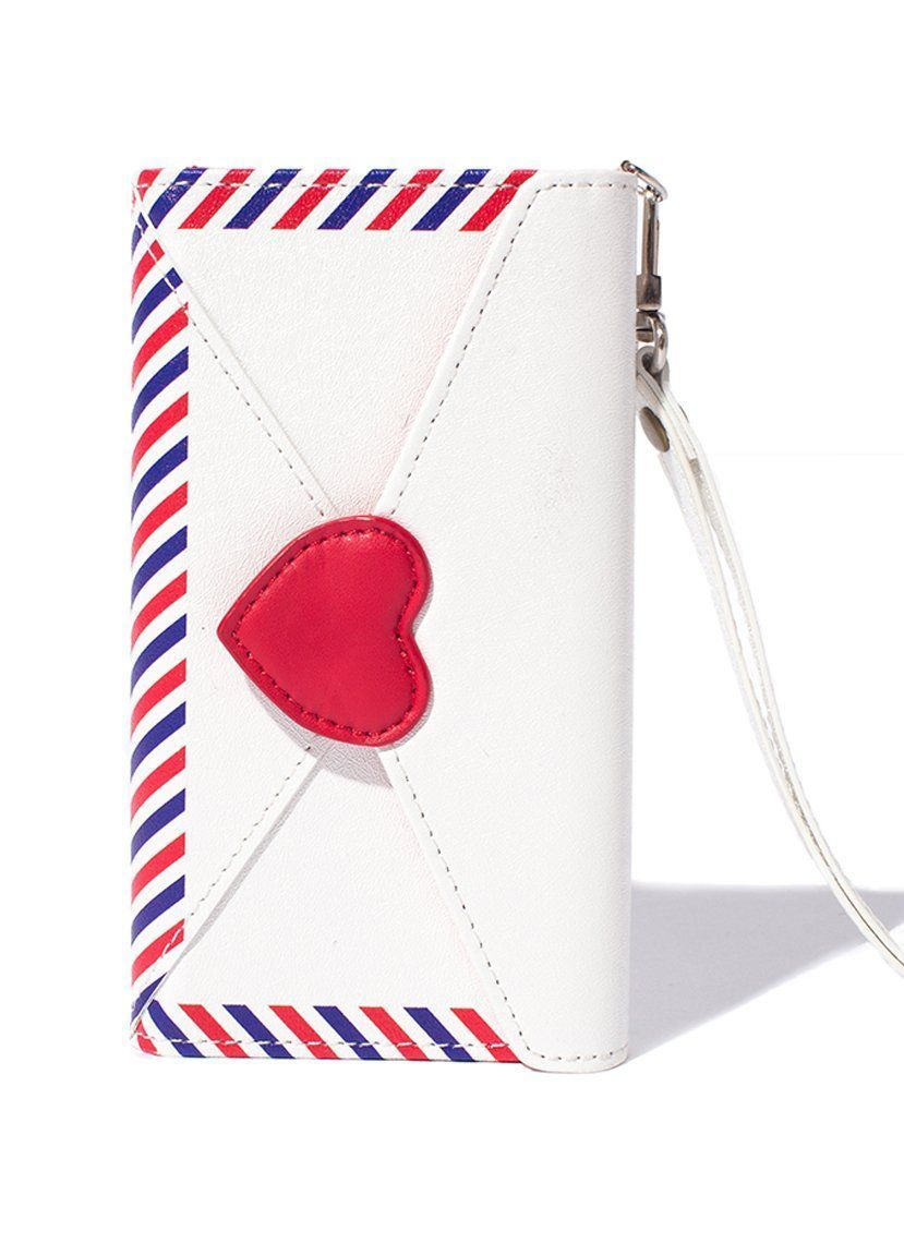 Hate Mail iPhone Wallet Case