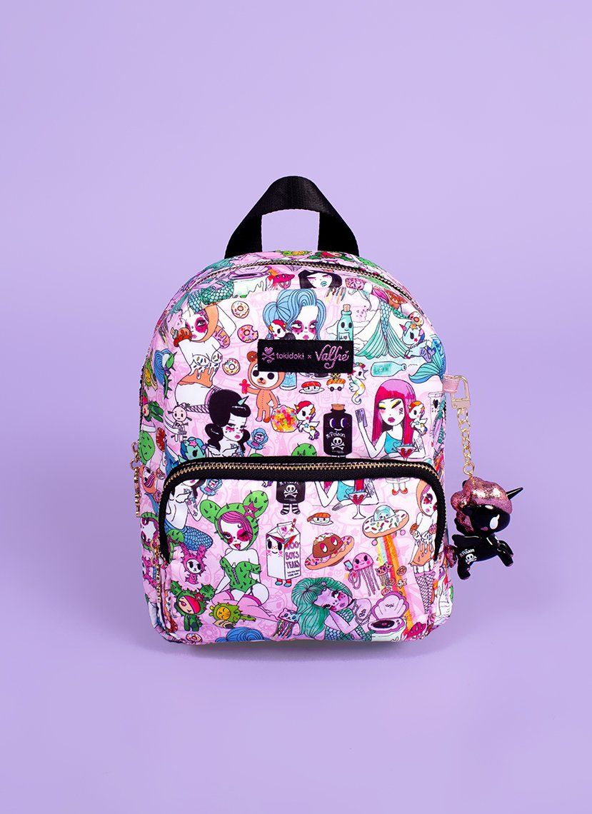 Valfre X Tokidoki Backpack