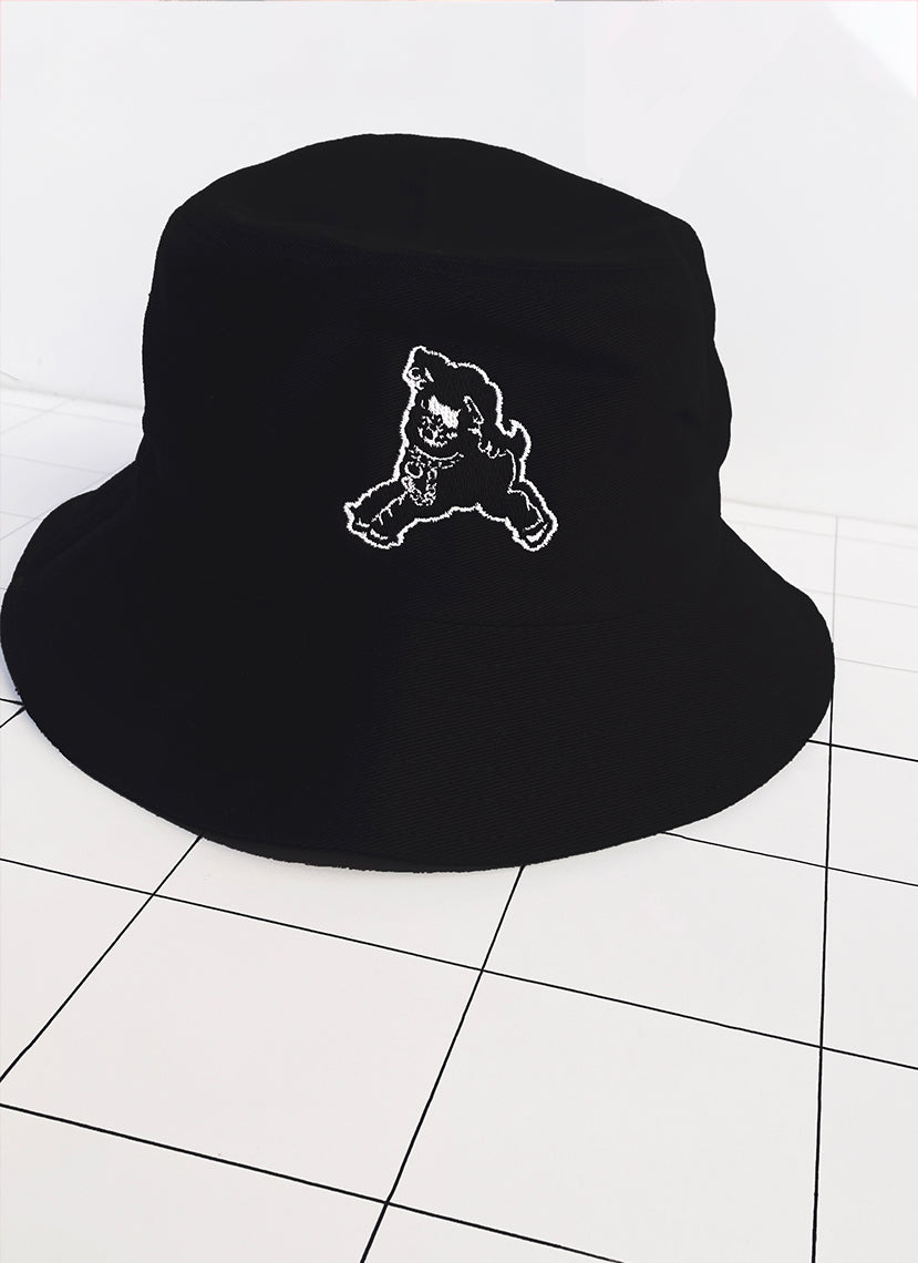 Rebel Rebel Bucket Hat