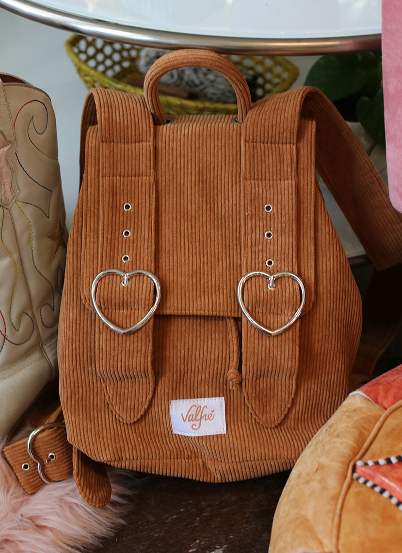Madeline Backpack (Brown)