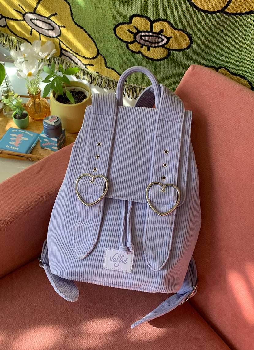 Madeline Backpack (Lilac)