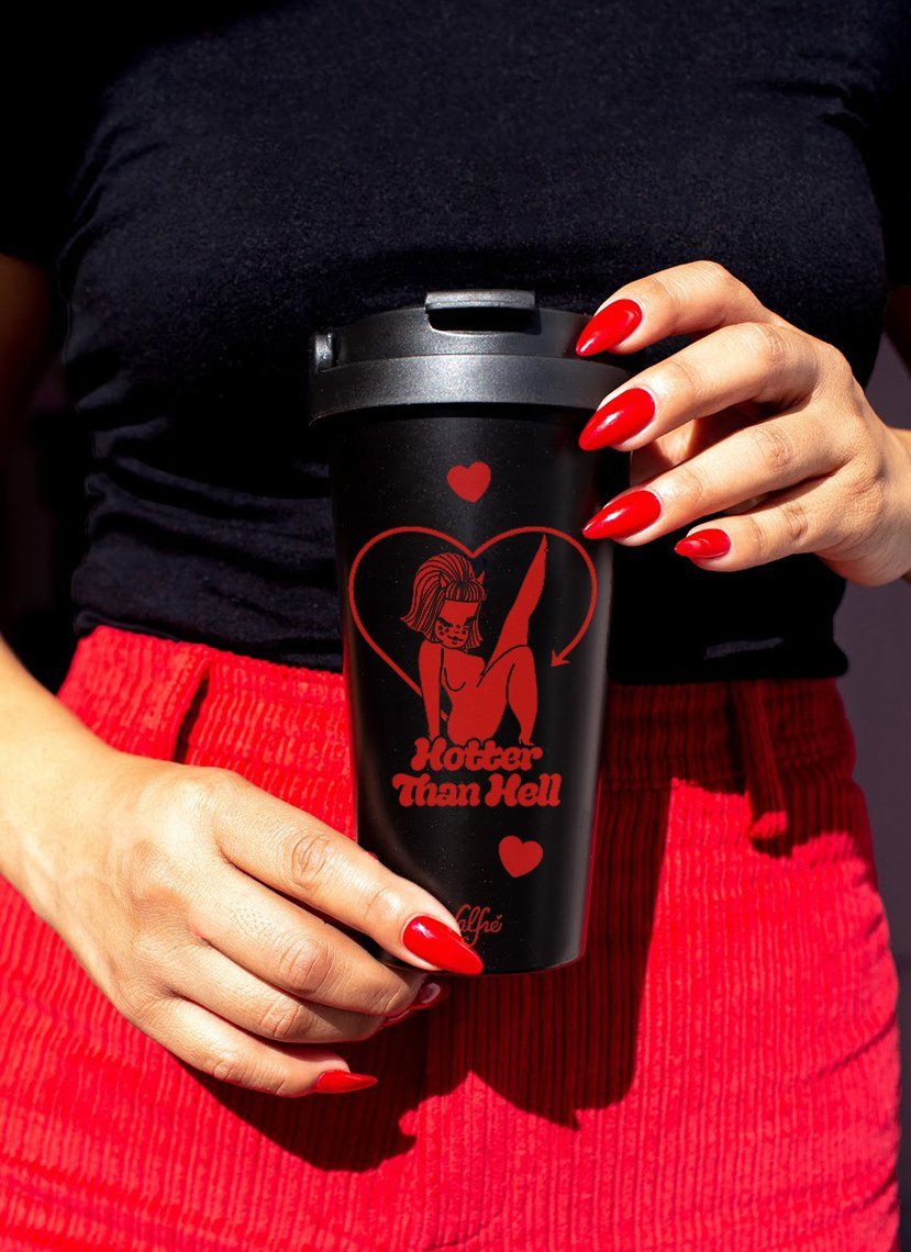 Hotter than Hell Thermos