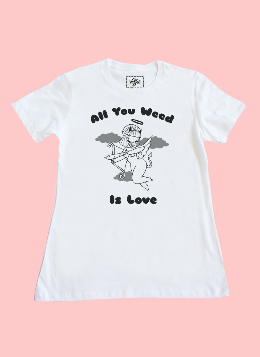 All You Weed Unisex Tee