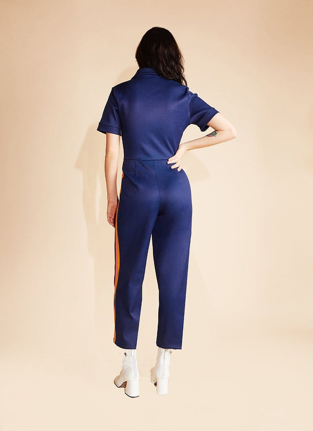 Cerezas Jumpsuit (Denim)