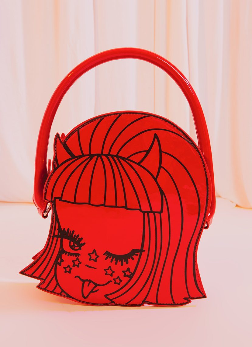 Hot Head Purse
