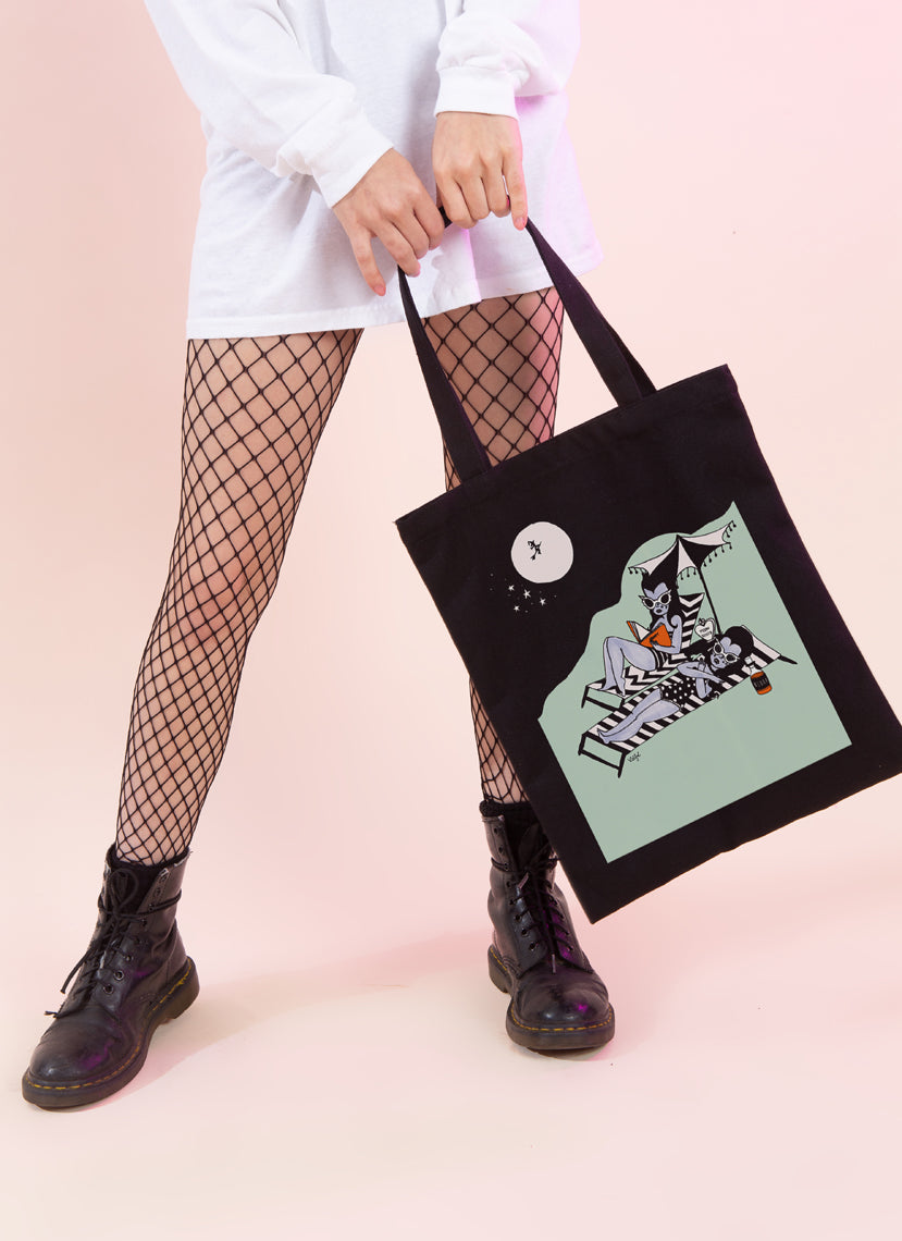 Moon Kissed Tote