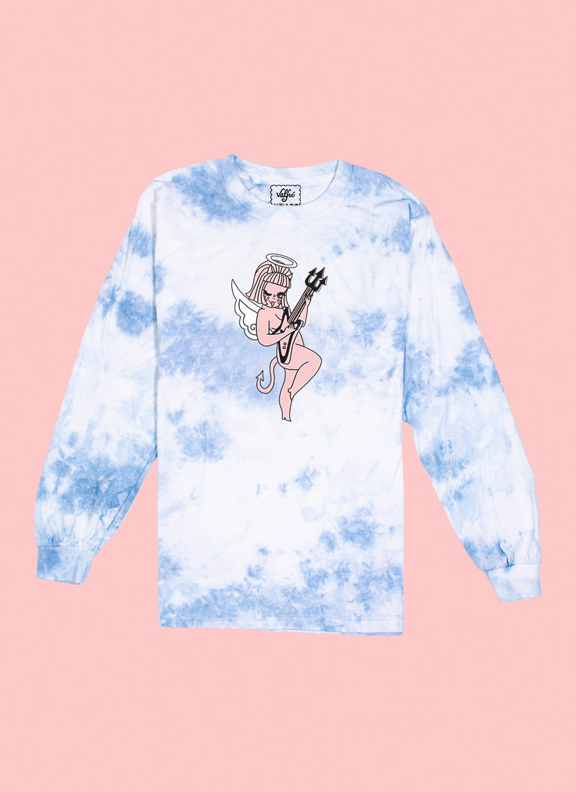 Electric Lucy Tie Dye Long Sleeve