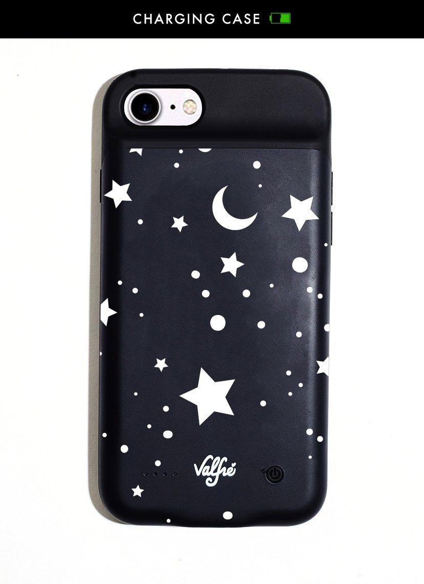star print phone case