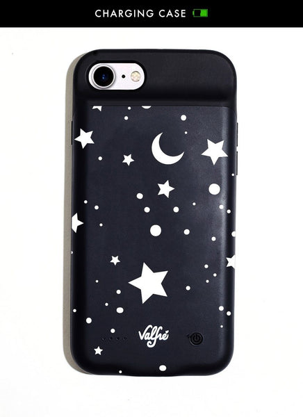 Star Power Charging Battery Case