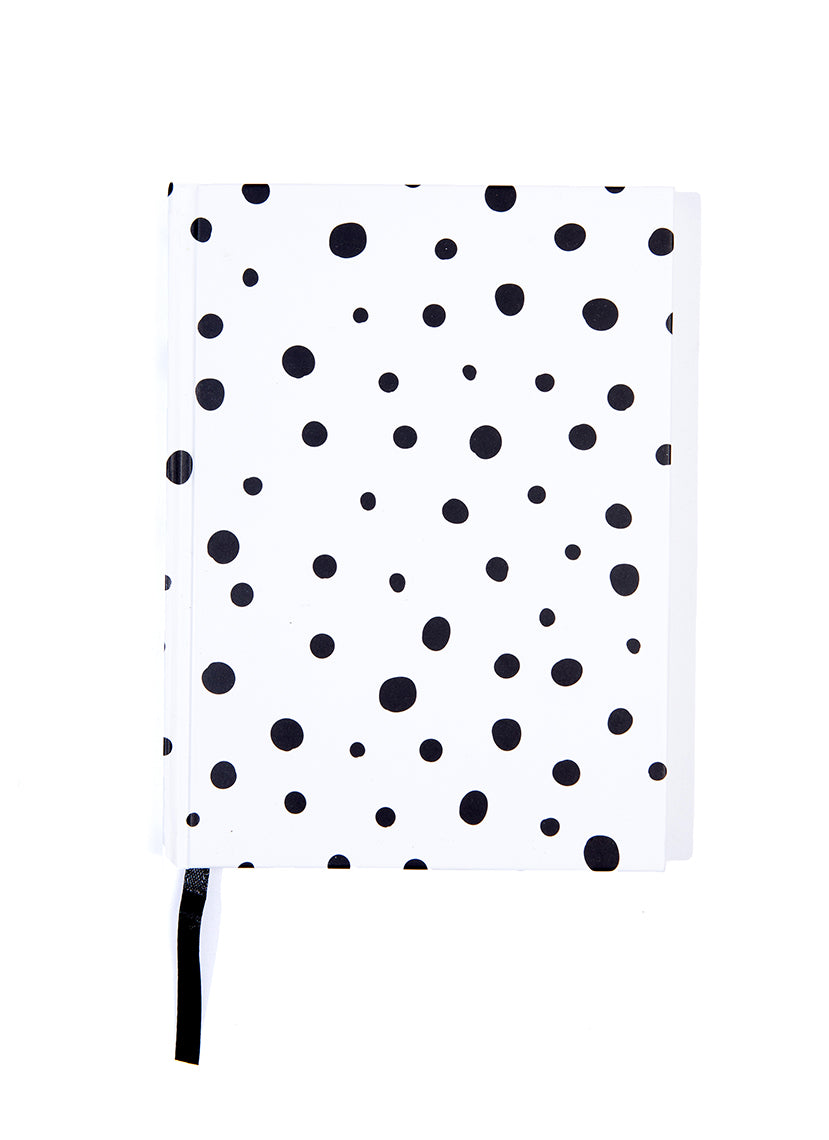 Dalmatian Journal (White)