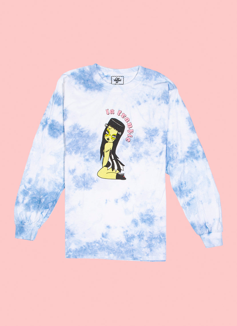 La Frankie Tie Dye Long Sleeve