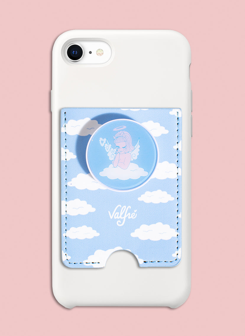 Cherub Wallet Phone Grip