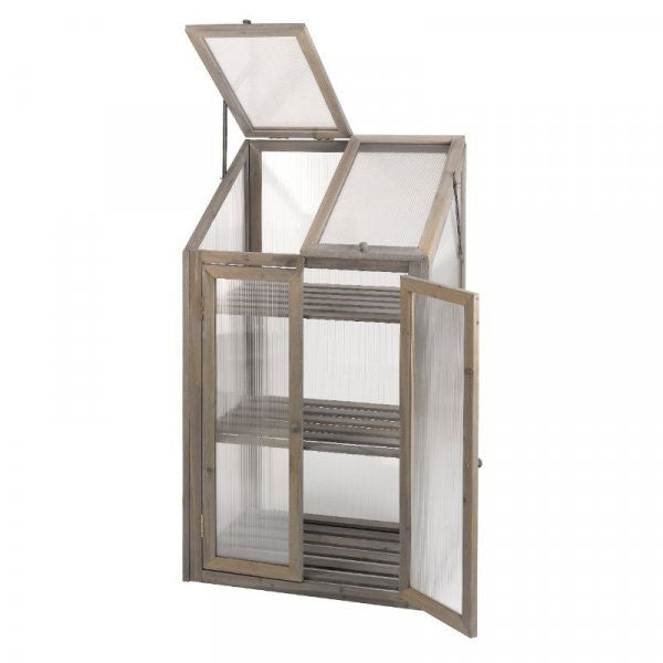 Timber GroZone Max Mini Greenhouse