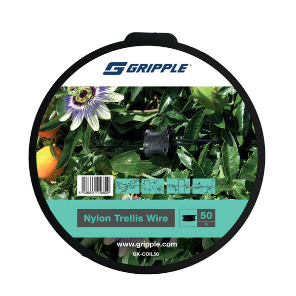 Gripple 50m of Plastic Wire