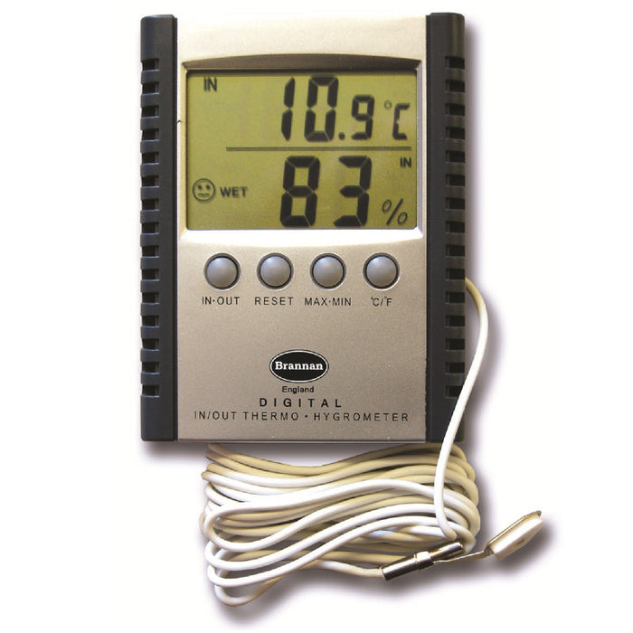 Electronic Temp and Humidity Weatherstation