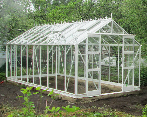 "Elite Belmont 8' 5"" Wide Greenhouse"