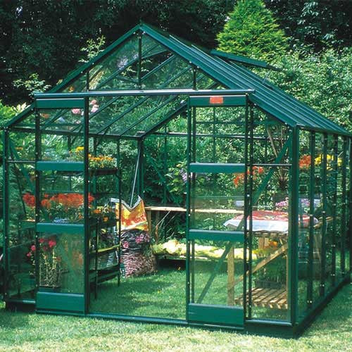 8x10 Greenhouse - Elite Belmont