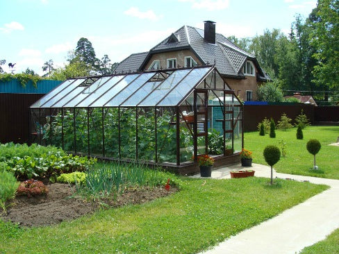 "Elite Classique 12' 6"" Wide Greenhouse"