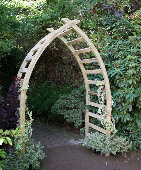 Forest Garden Whitby Arch