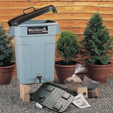 The Deluxe Original Wormery Composter
