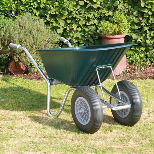 Duo Cruiser Wheelbarrow