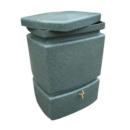Mini Pillar Rainwater Tank 525 litre