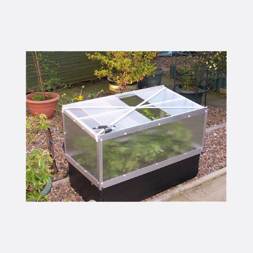 Cold Frame for 1m x 0.5m Raised Bed