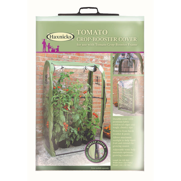 Tomato Crop-Booster Poly Cover