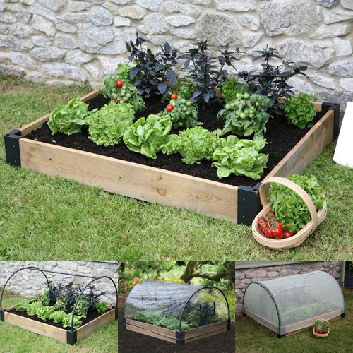SPECIAL OFFER - Raised Bed Growing System Set