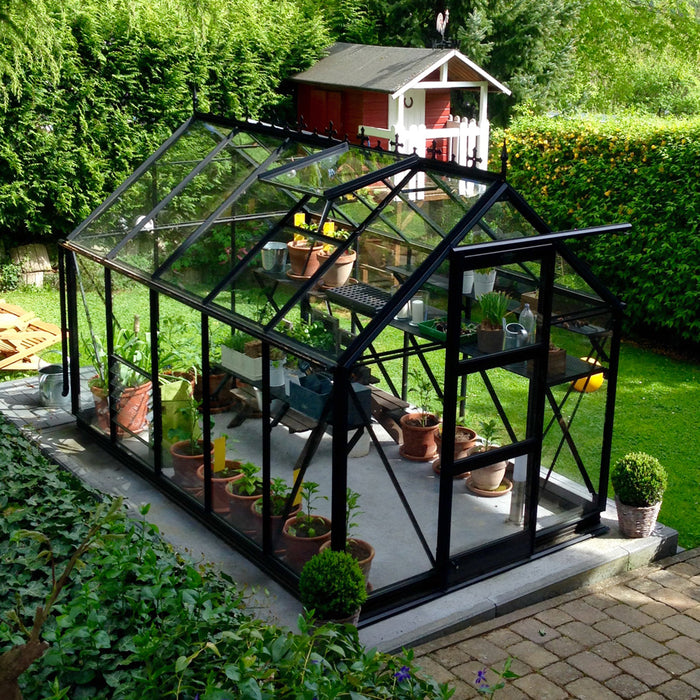 Elite Craftsman Greenhouse Package Deal