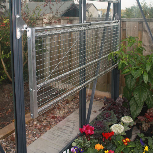 Greenhouse Integral Staging