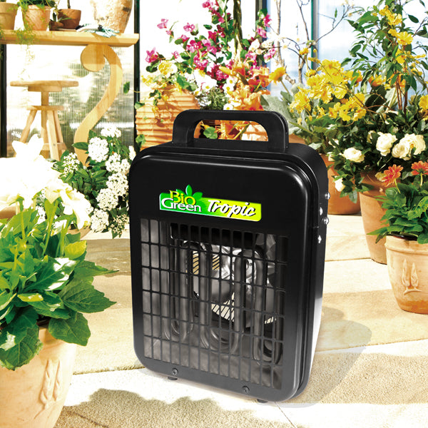 Bio Green Tropic 2kw Electric Fan Heater