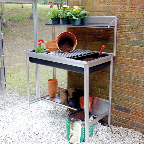 Special Offer Professional Potting Bench Plus Top Cover