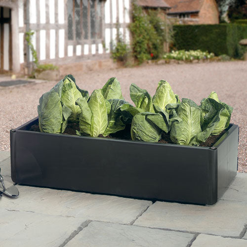 Mini Raised Bed Set - Bed, Liner, Frame and Cover