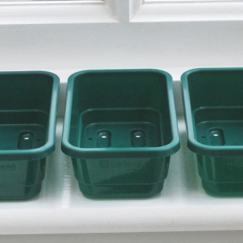 Pack of 7 Quarter Seed Trays