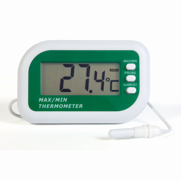 Digital Max-Min Alarm Thermometer