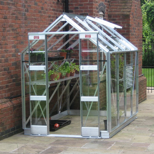 "Elite Streamline 5'3"" Wide Greenhouse"